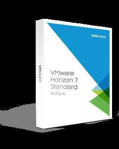 VMware Horizon 7 Standard: 10 Pack (CCU)