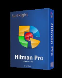 HitmanPro - 1-Year / 3-PC