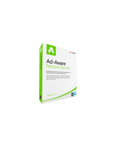 AdAware Personal Security - 1-Year / 3-PC