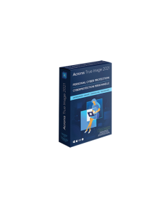 Acronis True Image 2021 - 1-Device / Perpetual