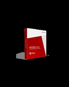 Microsoft Access 2013 License & SA Open Gov 077-02491
