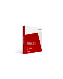 Microsoft Access 2013 Volume Open Business License