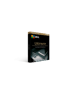 AVG Ultimate Unlimited Devices Int. Security & Tuneup 1Yr BIL