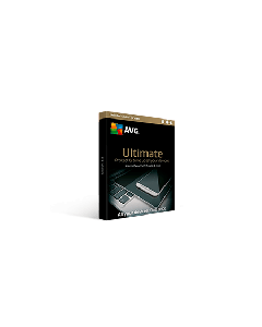 AVG Ultimate Unlimited Devices Int. Security & Tuneup 2Yr BIL