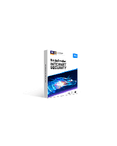 Bitdefender Internet Security 1pc 1 year Retail - 2020 version - Global Except Germany - France- Poland