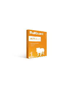 BullGuard Antivirus 1-User 1Yr OEM Digital Key