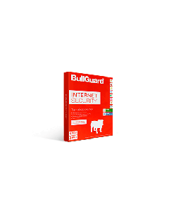 BullGuard Internet Security 3-User 1Yr