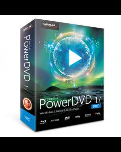 CyberLink PowerDVD 17 Pro