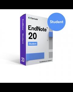 EndNote 20 Multiplatform(Perpetual)-Students