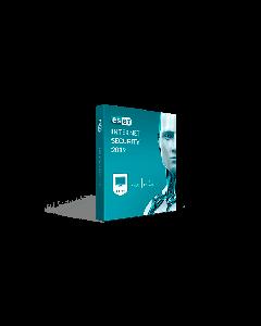 Eset Internet Security 2019 V12 (1YR, 3PC) Download