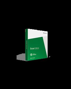 Microsoft Excel 2013 Open License