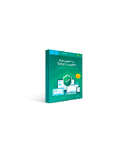 Kaspersky Total Security 2021 - 1-Year / 1-Device Download