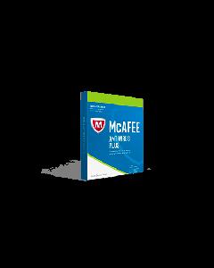 Mcafee Antivirus 10-User 1Yr