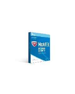 Mcafee Internet Security 1-User 1-Year OEM