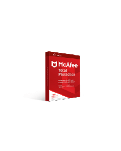McAfee Total protection 10-Devices / 1-Year