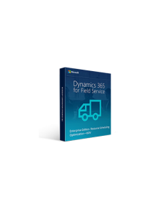 Microsoft Corporation Dynamics 365 for Field Service, Enterprise Edition - Resource Scheduling Optimization—GOV