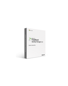Microsoft Forefront Identity Manager 2010 R2 Server License Gov