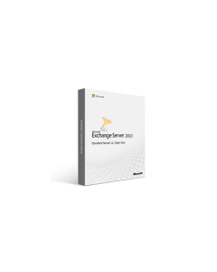 MicrosoftExchange Server 2010 Standard Server Lic. Open Gov.