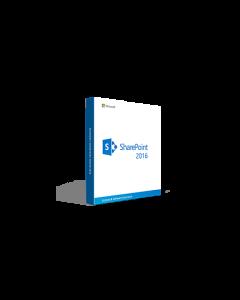 Microsoft SharePoint Server 2016 - License & Software Assurance