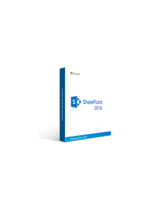 Microsoft SharePoint Server 2016 Enterprise CAL - License
