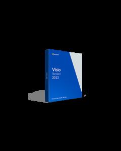 Microsoft Visio 2013 Standard (1 Pc Install)