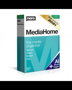 Nero MediaHome 2021