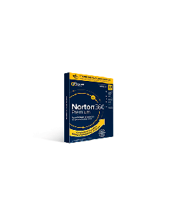 Norton Security Premium 2020 with Backup 10 Users