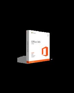 Microsoft Office 2016 365 for Mac (Renewal)