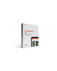 Microsoft Powerpoint 2019 Open License