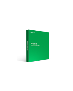 Microsoft Project 2003 Standard Retail Box