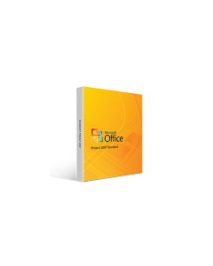 Microsoft Project 2007 Standard - Open License