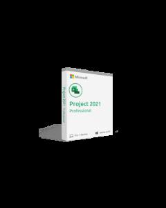 Microsoft Project 2021 Professional