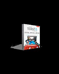 Roxio Toast 15 Titanium Retail Box