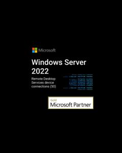 Windows Server 2022 Remote Desktop Services device connections (50)