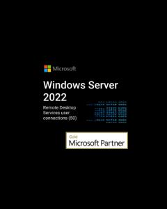 Windows Server 2022 Remote Desktop Services user connections (50)