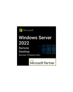 microsoft windows server 2022 rds 10 device cals