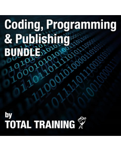 Total Training for Coding, Programming and Publishing (12-Month Subscription)