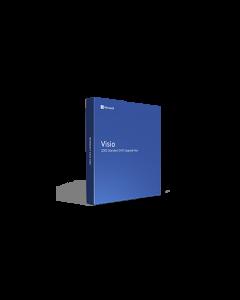Microsoft Visio 2003 Standard DVD Upgrade Box