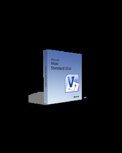 Microsoft Visio Standard 2010 1 PC - North America