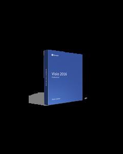 Microsoft Visio 2016 Professional Open License
