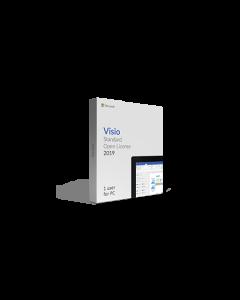 Microsoft Visio 2019 Standard Open License