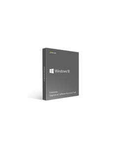 Microsoft Windows 10 Enterprise Upgrade w/ Software Assurance Pack