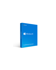 Microsoft Windows 10 Pro OEM Key (PC Download)