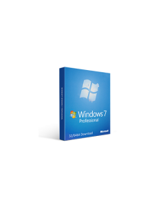 Microsoft Windows 7 Professional 32/64bit Download