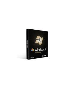 Microsoft Windows 7 Ultimate 64 Bit