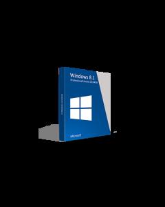 Microsoft Windows 8.1 Professional License 32/64 Bit
