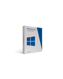 Microsoft Windows 8.1 Pro Upgrade License