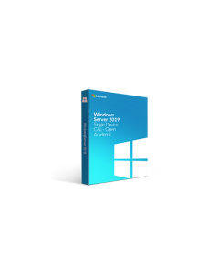 Microsoft Windows Server 2019 Single Device Cal - Open Academic