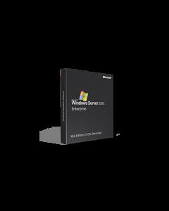 Microsoft Windows Server 2003 Enterprise X64 Edition 25 CAL Retail Box