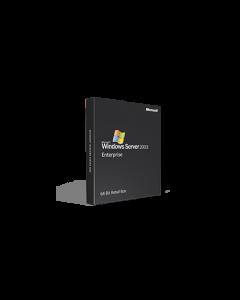 Microsoft Windows Server 2003 Enterprise 64 Bit Retail Box